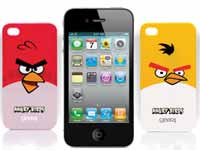 Apple iPhone 4 and Angry Birds