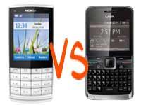 Nokia X3-02 Vs Lava B8