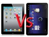 Apple iPad 2 Vs Motorola Xoom