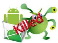 Google Android Market logo