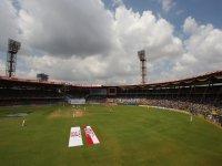 Chinnaswamy Stadium, Bangalore