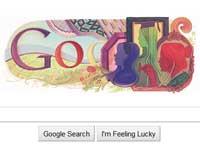 Women's Day Google doodle screenshot