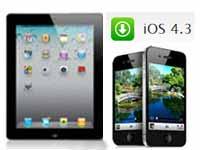 Apple iPad 2 and iPhone