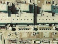 Fukushima Nuclear Plant, © National Land Image Information (Color Aerial Photographs), Ministry of Land, Infrastructure, Transport and Tourism