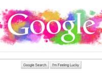 Google Holi doodle