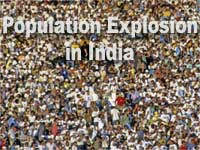 Population of India