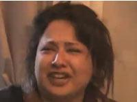 The gangrape victim - Iman Al Abidi
