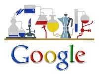 Robert Bunsen Google doodle