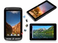 HCL Android tablets