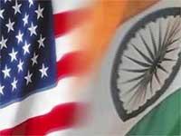 India-US flag