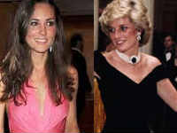 Princesses Diana-Kate Middleton