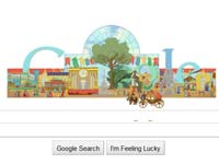 Google Doodle May Day