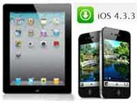 Apple iOS 4.3.3 update