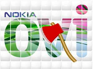 Ovi rebrands to Nokia Services