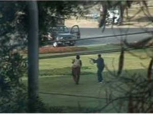 Terrorists attack on Sri Lankan cricket team in 2009