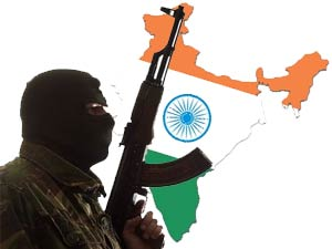 Terrorists in India