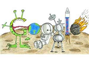 'Doodle 4 Google' Winner doodle