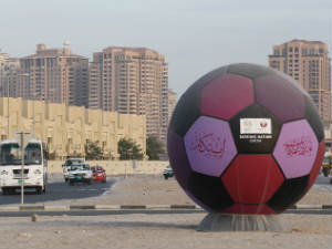 Preparations for World Cup in Qatar