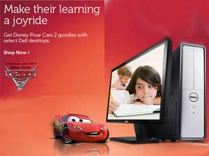 Dell Back2School offer