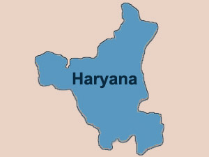 Haryana map