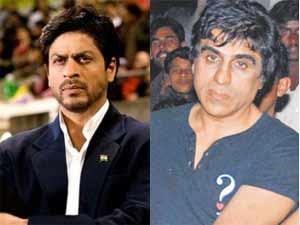 Shahrukh Khan and Karim Morani