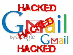 Gmail hacked