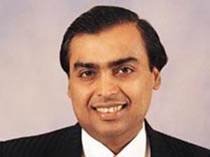 Reliance Industries Chairman Mukesh Ambani