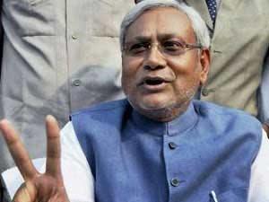 Chief Minister Nitish Kumar
