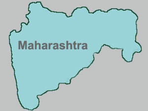 Maharashtra map