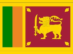 Sri Lankan flag