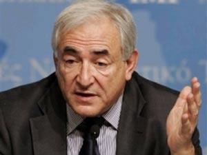 IMF's former boss Dominique Strauss-Kahn
