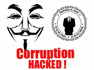 Corruption Hacked