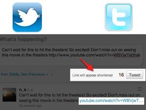 Twitter Link Shortener