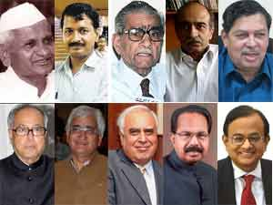 Lokpal Bill drafting panel