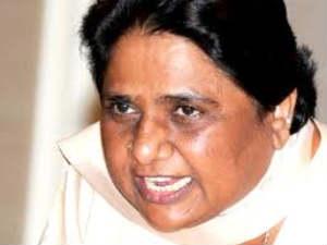 Uttar Pradesh Chief Minister Ms Mayawati