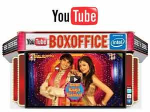 YouTube Box Office