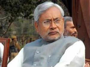 Bihar chief minister Nitish Kuma