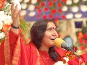 Sangh Parivar leader Sadhvi Ritambhara