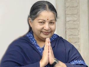 Tamil Nadu Chief Minister Jayalaithaa