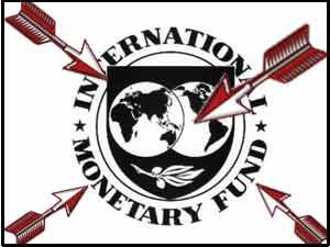 IMF hacked