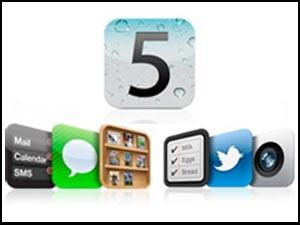 iPad iOS 5