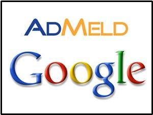 Admeld & Google logo