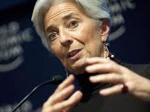 France's Christine Lagarde