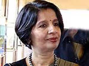 Indian Foreign Secretary Nirupama Rao