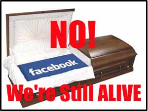 Facebook Stll Alive