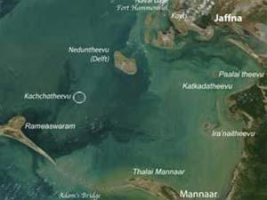 Katchatheevu island