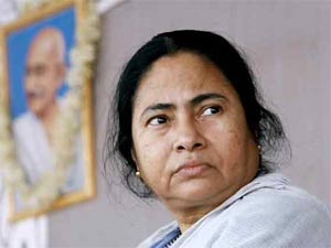 West Bengal Chief Minister Mamata Banerjee'