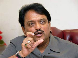 Union Minister for Rural Development and former Maharashtra Chief Minister Vilasrao Deshmukh