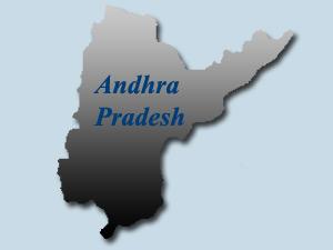 Andhra Pradesh map