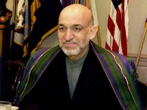 Taliban, Afghan President Hamid Karzai